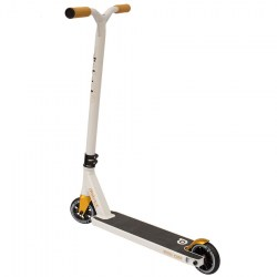 District C-Series C050 Complete Scooter - WhiteGold-3