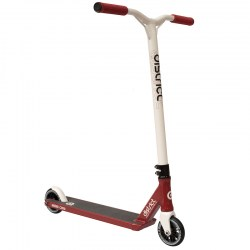 District-C-Series-C050-Complete-Scooter-RedWhite