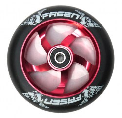 Fasen Raven Wheel Black Red