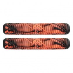 Грипсы Striker Scooter Grips Black/Orange