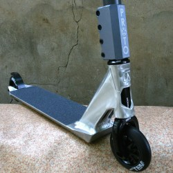 Custom Scooter Serial Number 2806002