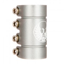 Хомут Phoenix Smooth SCS Clamp Silver
