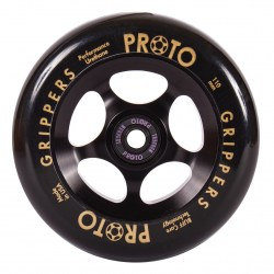 Колеса Proto Gripper Scooter Wheels 110mm/Black On Black