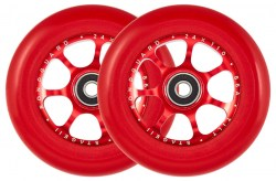 Колеса Tilt Stage II Spoked Core Wheel Red