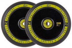 Колеса UrbanArtt x Vulture Hug Wheels 110mm Yellow