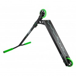 Самокат Addict Equalizer Black/Green