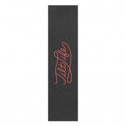 Шкурка Tilt Capped Script Griptape Nautical Red