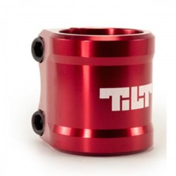 Хомут Tilt Arc Double Clamp Red
